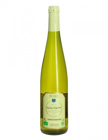 Domaine Ruhlmann - Gewurztraminer biologique - AOC Gewurztraminer - Vin Blanc bio - 75 cl