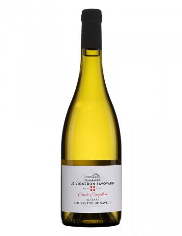 Le Vigneron Savoyard - Altesse - Roussette de Savoie AOP - Vin Blanc - 75 cl