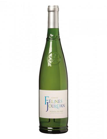 Domaine Félines Jourdan - Picpoul de Pinet - AOP Picpoul de Pinet - Vin Blanc - 75 cl