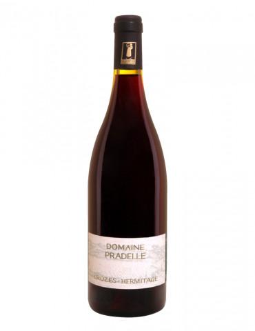 Domaine Pradelle - Crozes Hermitage AOC - vin rouge - 75 cl