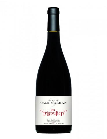 Domaine Camp Galhan - Les Frigouliers - IGP Cévennes - vin rouge - 75 cl