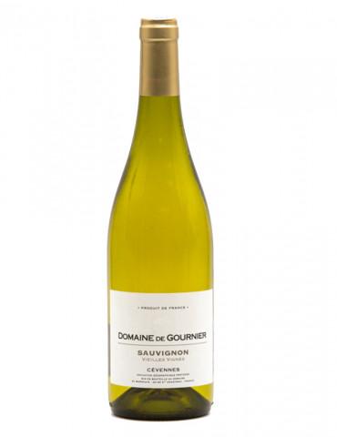 Vin blanc - Sauvignon - Domaine de Gournier - IGP Cévennes - 75 cl