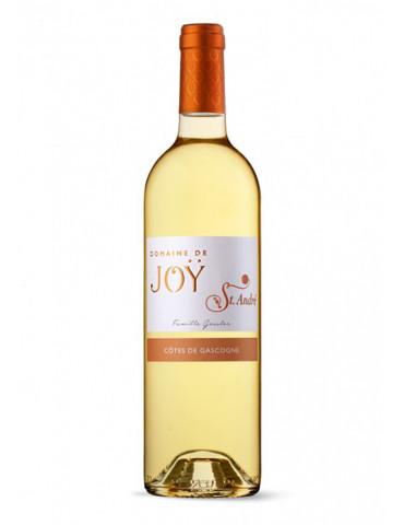 Domaine de JOY - St André - IGP Côtes de Gascogne - vin blanc - 75 cl