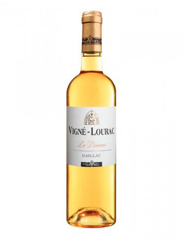 Domaine Vigné Lourac - La Douceur - AOP Gaillac - vin blanc - 75 cl
