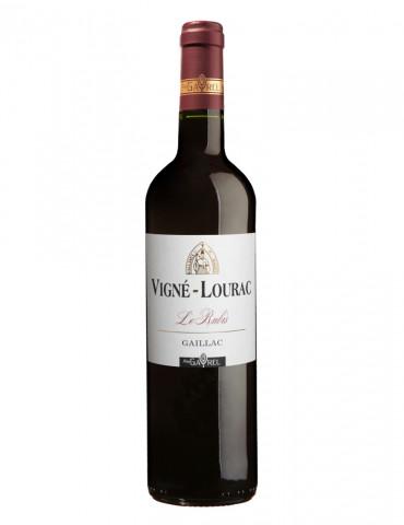 Domaine Vigné Lourac - Le Rubis - AOP Gaillac - vin rouge - 75 cl
