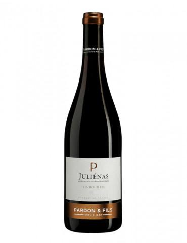 Pardon et Fils - Les Mouilles - AOP Julienas - Beaujolais - Vin Rouge - 75 cl