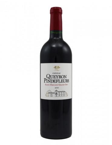 Château Queyron Pindefleurs - AOP St Emilion Grand cru - vin rouge - 75 cl