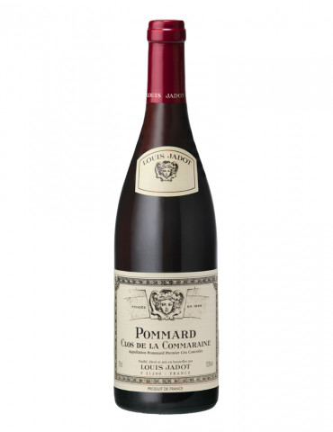 Maison Louis Jadot - Clos de la Commaraine - AOC Pommard 1er Cru - Vin Rouge - 75 cl