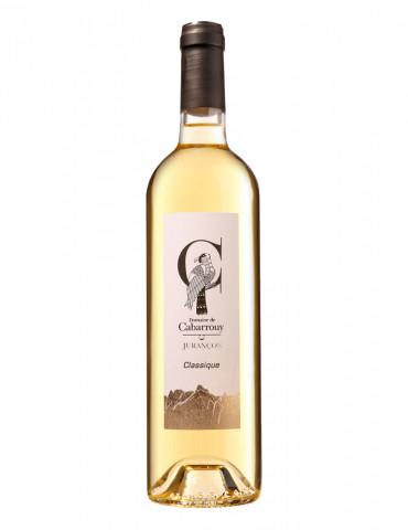 Domaine de Cabarrouy - Jurançon Classique - AOC Jurançon - vin blanc - 75 cl