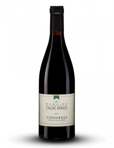 Domaine Chaume-Arnaud - Vinsobres - AOC Côtes du Rhône Villages - vin rouge - 75 cl
