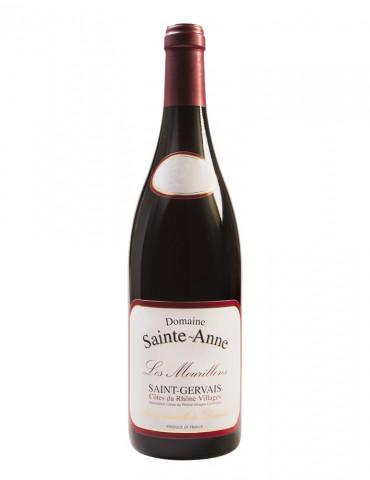 Domaine Sainte Anne - Les Mourillons - AOP Côtes du Rhône Villages- Vin Rouge - 75 cl