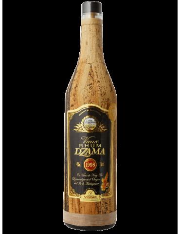 Dzama - Vieux Rhum Vintage 1998 45° - Rhum - 70 cl