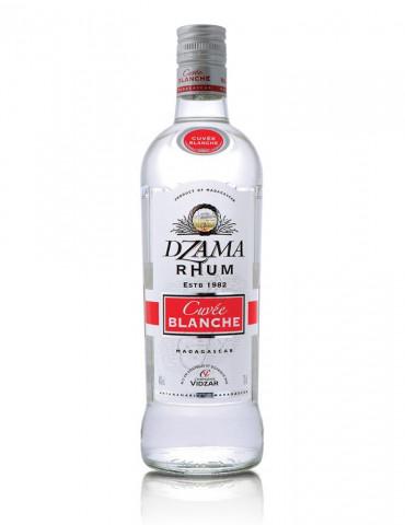Rhum - Cuvée Blanche Classique 40° - Dzama - 70 cl