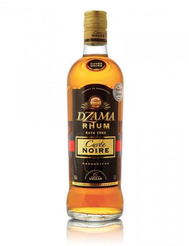 Dzama - Cuvée Noire Classique 40° - Rhum - 70 cl