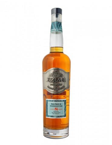 Dzama - Vieux rhum 8 ans finition cognac 40° - Rhum - 70 cl