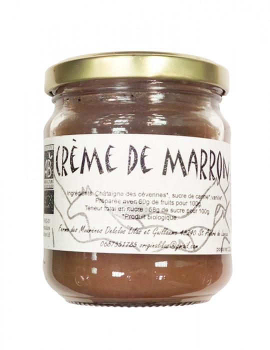EPICERIE FINE-SUCRE-CREME DE MARRONS