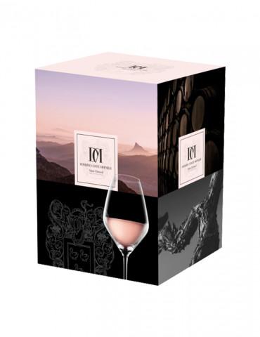 Domaine Coste Moynier - AOP Saint Christol - Vin Rosé - Bag in Box