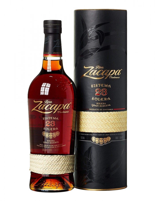 SPIRITUEUX-ZACAPA 23 ANS-RHUM
