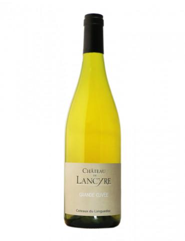 Château de Lancyre - Grande Cuvée - Coteaux du Languedoc - vin blanc - 75 cl