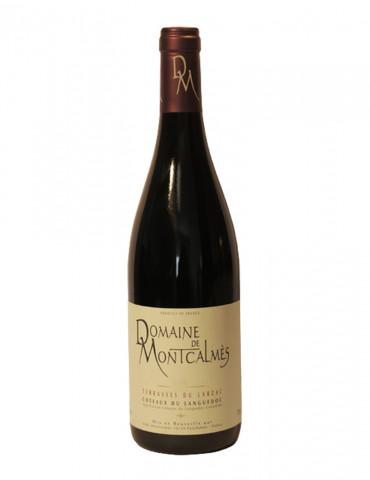 Domaine de Montcalmès - Terrasses du Larzac - vin rouge