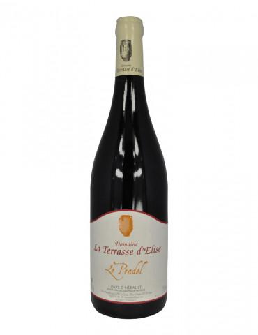 Domaine La Terrasse d'Elise - Le Pradel - IGP Pays d'Hérault - vin rouge