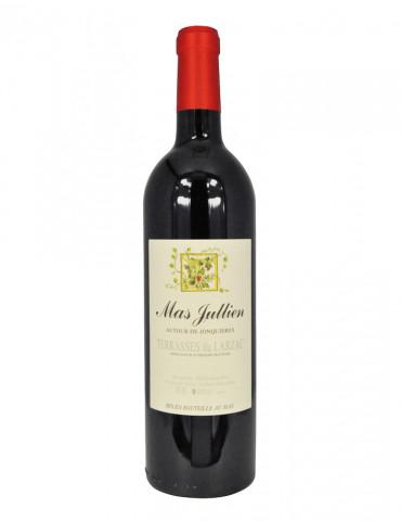 Domaine Mas Jullien - Autour de Jonquières - AOP Terrasses du Larzac - vin rouge