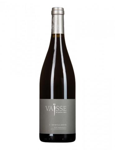 Domaine Vaisse - L'Aphyllante - IGP Hérault - vin rouge