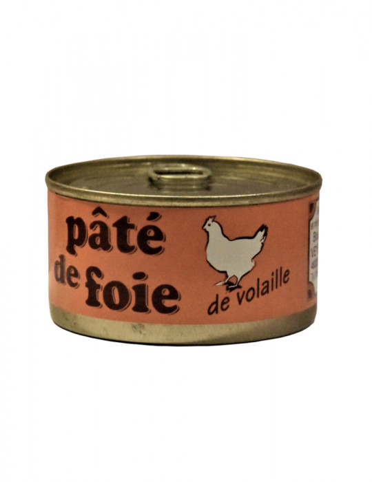 EPICERIE FINE-SALE-PATE DE FOIE DE VOLAILLE