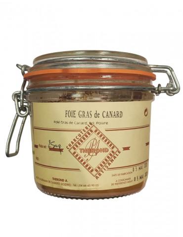 Charcuterie Maison André Thérond - Foie Gras de canard - 250 g