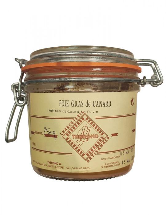 Foie Gras de canard - 250 g - Charcuterie Maison André Thérond
