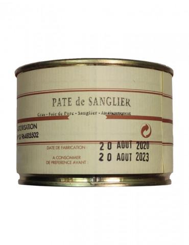 Charcuterie Maison André Thérond - Pâté de sanglier - 250 g