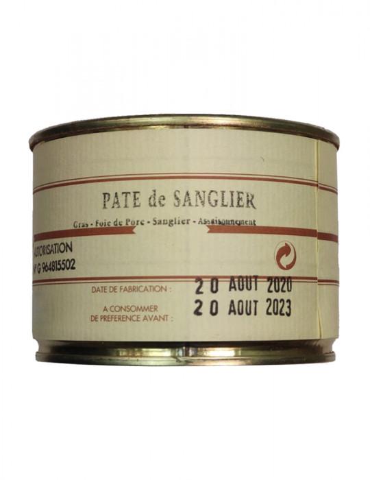 EPICERIE FINE-SALE-PATE DE SANGLIER
