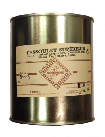 Charcuterie Maison André Thérond - Cassoulet Supérieur - 800 g