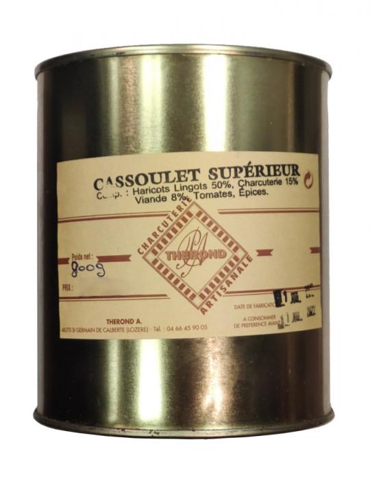 EPICERIE FINE-SALE-CASSOULET SUPERIEUR