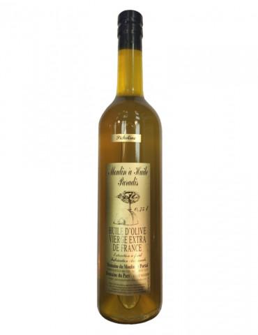 Moulin à Huile Paradis - Huile d'olive Picholine - 75 cl