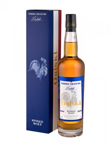 Ouisky - Whisky Bas Rhin 40° - Single Malt