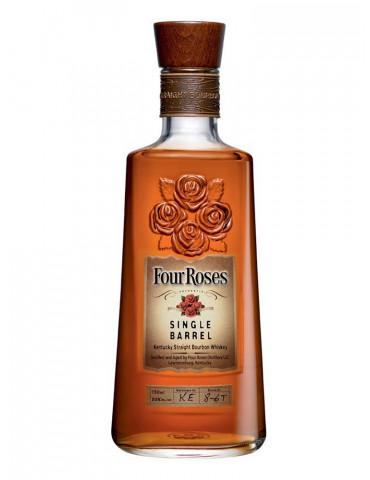 Bourbon Four Roses - Whisky du Kentucky 50° - Single Barrel