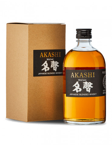 Akashi - Meïsi 40° - Japanese Blended Whisky - 50 cl