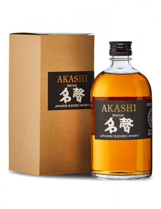 Akashi - Meïsi 40° - Japanese Blended Whisky - 50 cl
