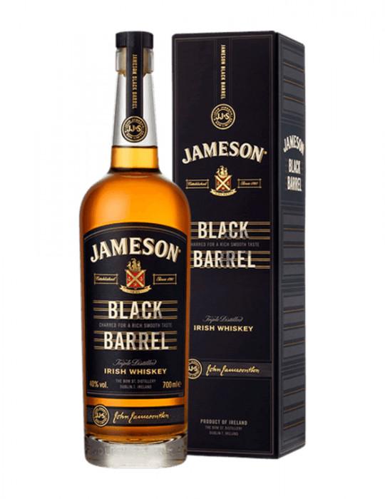 SPIRITUEUX-JAMESON BLACK BARREL-WHISKY