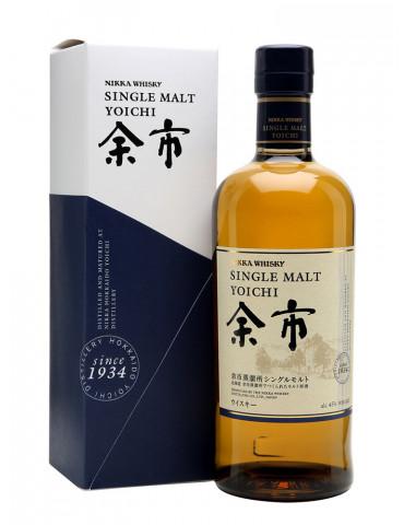 Nikka Yoichi - Whisky Japonais 45° - Sinlge Malt - 70 cl
