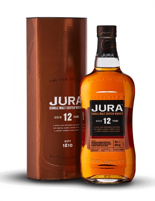 SPIRITUEUX-JURA 12 ANS-WHISKY