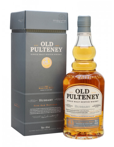Old Pulteney Huddart - Whisky Ecosse 46° - Single Malt - 70 cl