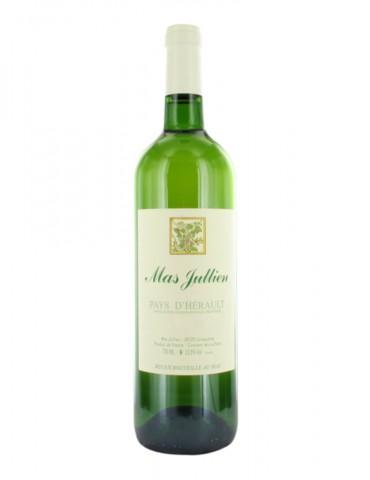 Domaine Mas Jullien - Blanc - IGP Pays d'Hérault - Vin Blanc bio - 75 cl