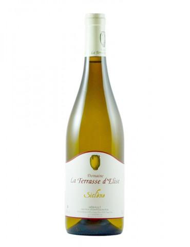 Domaine La Terrasse d'Elise - Siclène blanc - IGP Pays d'Hérault - Vin Blanc - 75 cl