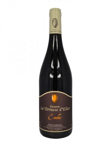 Domaine de La Terrasse d'Elise - Enclos - IGP Pays d'Hérault - Vin Rouge - 75 cl