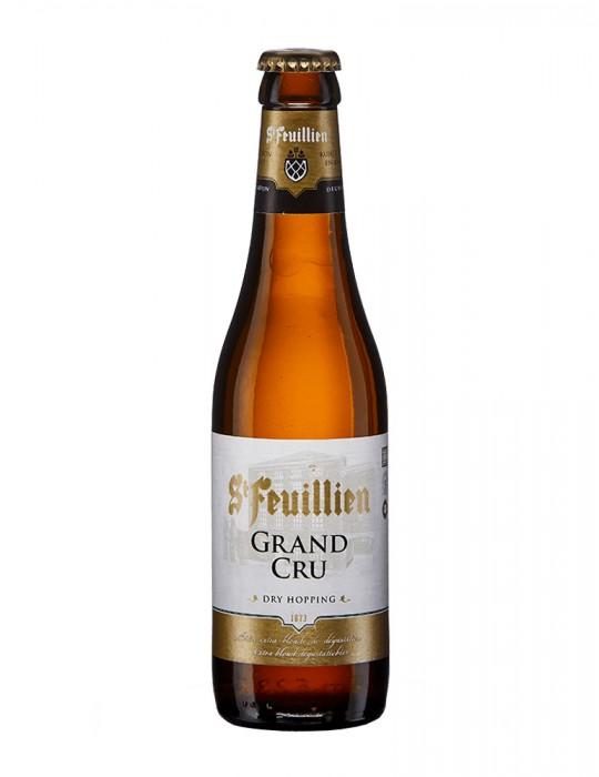 BIERES-BRASSERIE ST FEUILLIEN-ST FEUILLIEN GRAND CRU BLONDE