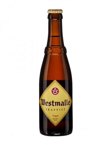 Abbaye de Westmalle - Bière blonde Triple - Westmalle Triple - 9,5°