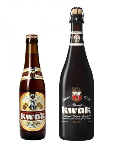 Brasserie Bosteels - Bière ambrée - Kwak - 8,4°