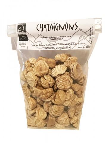 Ferme des Mourènes - Châtaignons Bio - 250 g